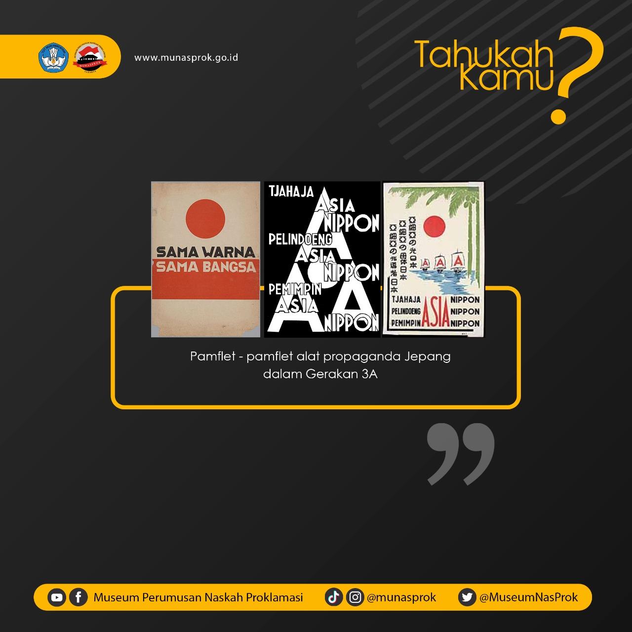 Read more about the article [TAHUKAH KAMU : Gerakan 3A]