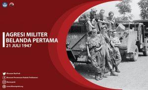 Read more about the article [SEJARAH HARI INI : Agresi Militer Belanda I]