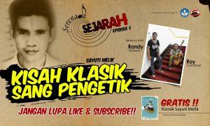 Read more about the article [INFO MUNASPROK : Serenada Sejarah Eps 5]