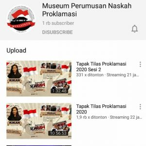 Read more about the article [Sejarah Hari Ini : Pembacaan Proklamasi Kemerdekaan Indonesia]