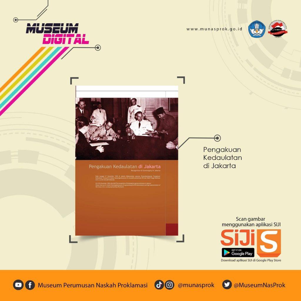 3 – MUSEUM DIGITAL – Pengakuan Kedaulatan di Indonesia