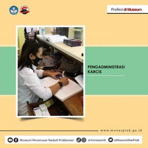 Read more about the article [PROFESI DI MUSEUM : Pengadministrasi Karcis]