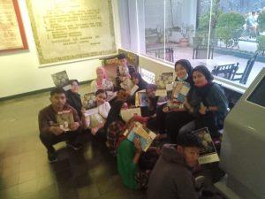 Ruang Kongres Sumpah Pemuda Peserta Didik Jenjang Sma Berkunjung Ke Museum Sumpah Pemuda Museum Sumpah Pemuda
