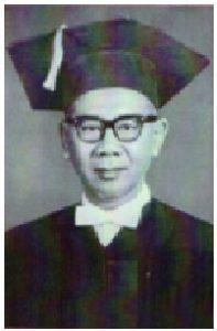 Read more about the article Deskripsi Tokoh Soediman Kartohadiprodjo