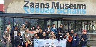 Kunjungan ke Museum di Belanda