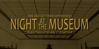 Night at The Museum Museum Nasional Indonesia