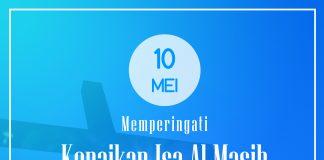 HAri Kenaikan Isa Al Masih, Museum Nasional Tutup