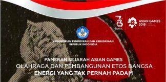 Sejarah Asian Games di Museum Nasional