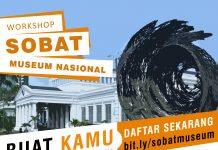 Poster Workshop Sobat Museum gelombang 1