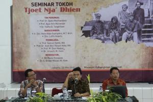 Seminar Tokoh Cut Nyak Dien