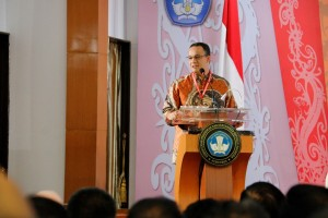 Read more about the article Anies Baswedan Tutup Rembuknas 2016