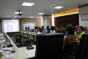 Read more about the article Rapat Pemantapan Jelang Gelaran World Culture Forum 2016