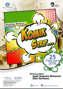 Read more about the article Workshop Komik Strip di Museum Basoeki Abdullah