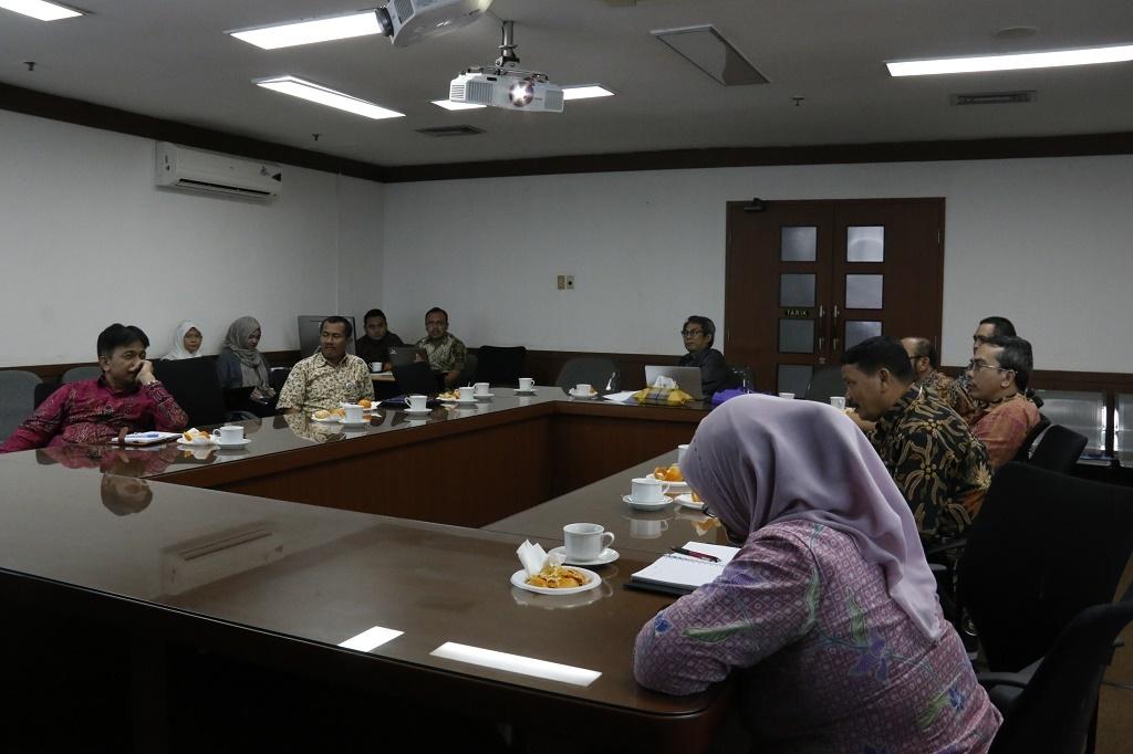 Persiapan Rakor Pusat dan Daerah Bidang Kebudayaan 2016