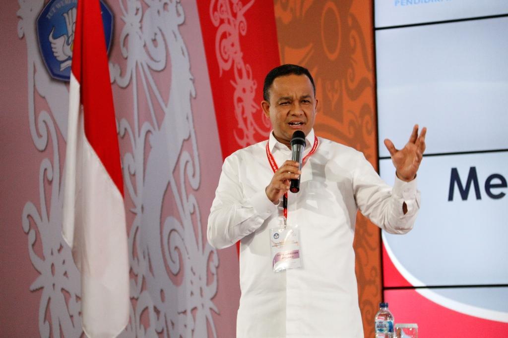 You are currently viewing Sambutan Mendikbud Anies Baswedan Dalam Rangka Hari Pendidikan Nasional 2016