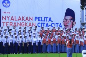 Read more about the article Nyalakan Pelita, Terangkan Cita-Cita