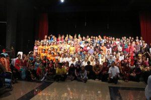 Read more about the article Ratusan Siswa BBM Hibur Masyarakat di Yogyakarta