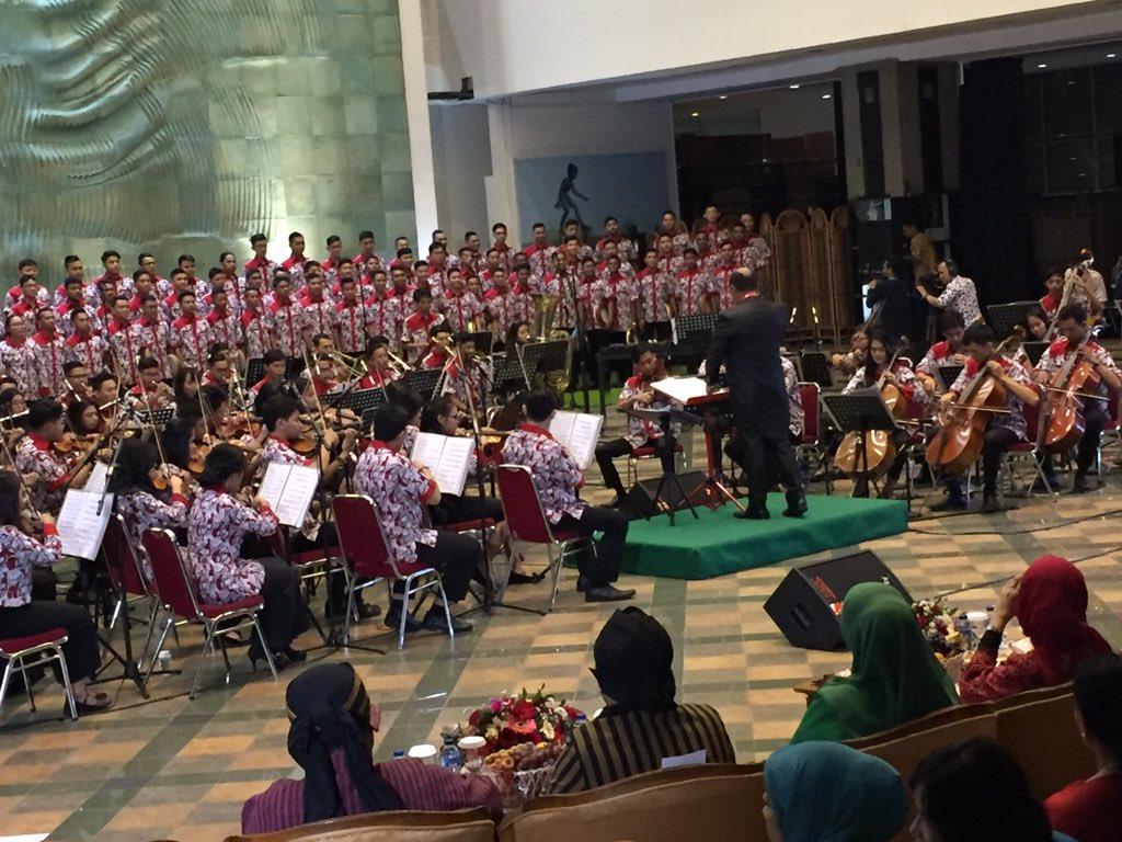 You are currently viewing Gelaran Perdana Gita Bahana Nusantara