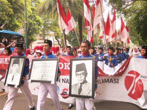 Read more about the article Memaknai Kemerdekaan Melalui Napak Tilas Proklamasi