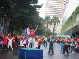 Read more about the article Keluarga Besar Kemdikbud Gelar Jalan dan Sepeda Sehat Untuk Peringati Hari Kemerdekaan RI