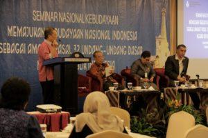 Read more about the article Kemdikbud dan DPR RI Godok RUU Kebudayaan
