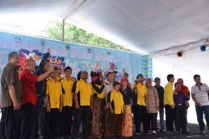 Read more about the article Menari dan bernyanyi bersama Para Siswa Difabel
