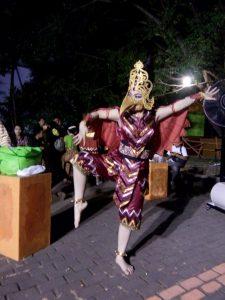 Read more about the article Garuda Mukha Terbang di Panggung Malang Art Week