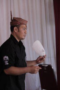 Read more about the article Handoyo, kenalkan kesenian lokal melalui Sanggar Asmoro Bangun