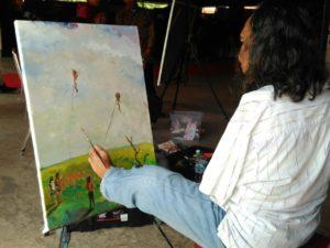 Pertahankan Budaya Lokal, Sadikin Pard Dirikan Komunitas