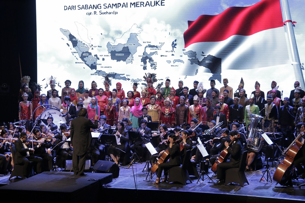 Read more about the article Payung Hukum Aturan Lagu Indonesia Raya