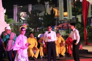 Malam Puncak Penyerahan Sertifikat Penetapan Warisan Budaya Tak Benda