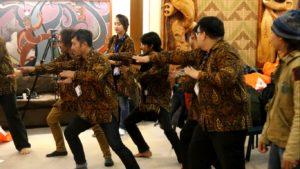 Read more about the article Tari Perang Mengawali Program Pegiat Budaya