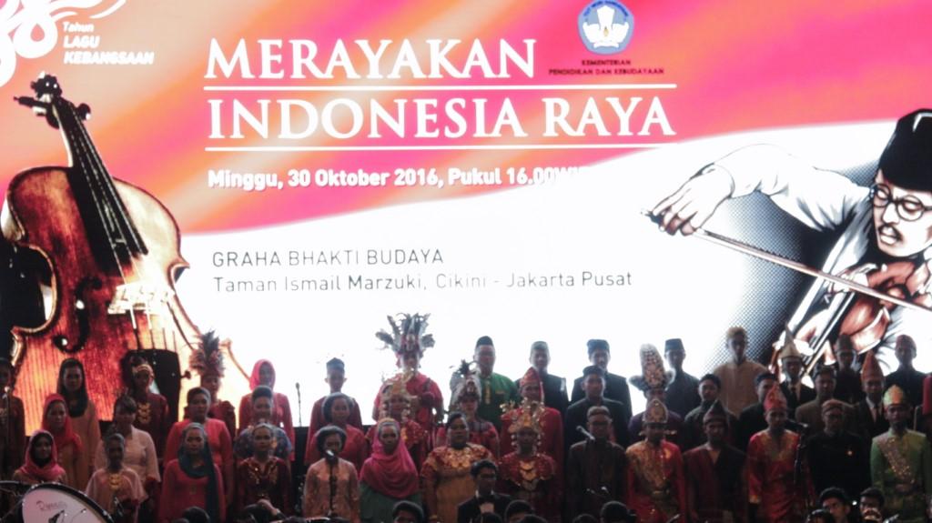 Read more about the article Lika-liku Lagu Kebangsaan Indonesia Raya