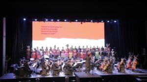 Lirik Indonesia Raya Stanza ketiga