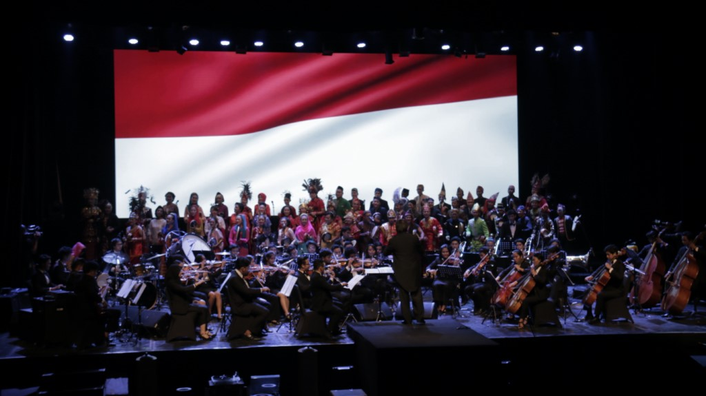 You are currently viewing Indonesia Raya, Lambang Negara Sarat Aturan