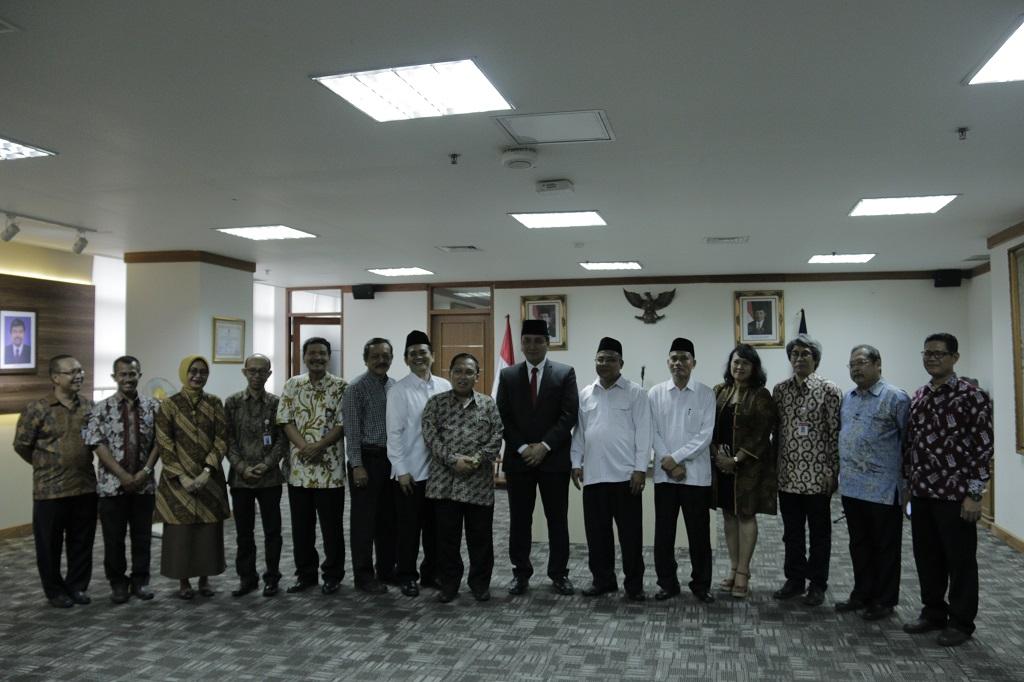 Rotasi Pejabat Di Linkungan Direktorat Jenderal Kebudayaan