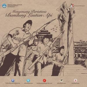 Read more about the article Peristiwa Bandung Lautan Api