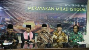 Read more about the article Konferensi Pers Milad Istiqlal ke-39