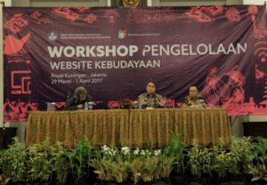 Read more about the article Hilmar Farid: Website Kebudayaan Harus Dikelola dengan Serius