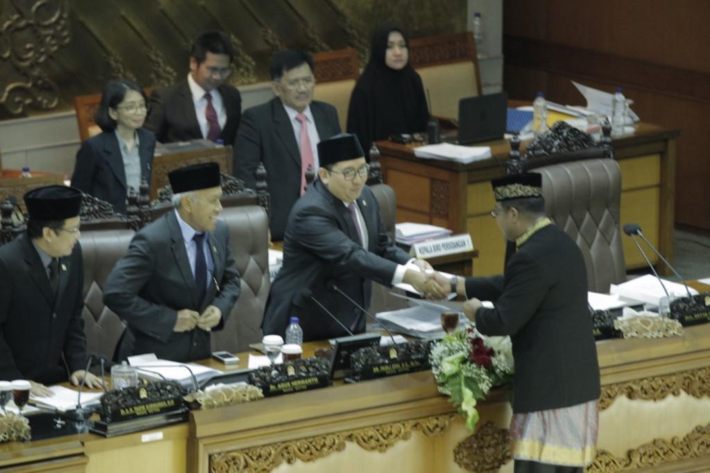 Read more about the article Indonesia Resmi Miliki UU tentang Pemajuan Kebudayaan