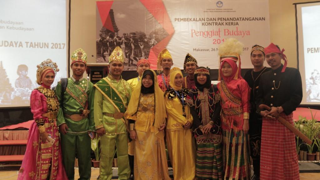 You are currently viewing Harmoni Kebhinekaan Indonesia dalam Penggiat Budaya 2017