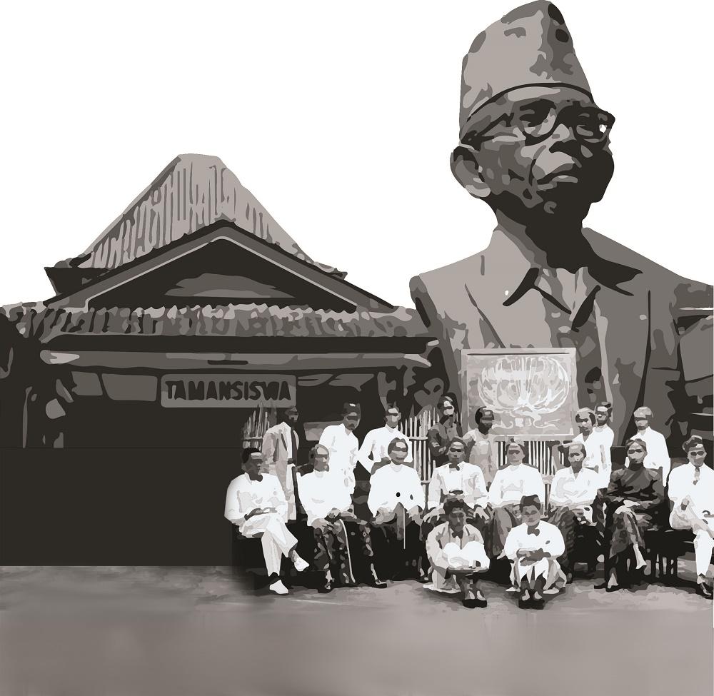 Read more about the article Mengenal Sistem Among Dalam Konsep Belajar Taman Siswa
