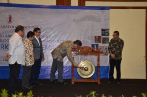 Kongres Ikatan Ahli Arkeologi Indonesia 2017 Resmi Dibuka