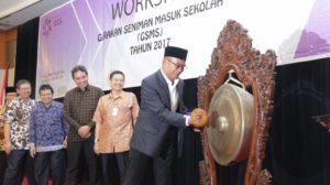Read more about the article Gerakan Seniman Masuk Sekolah Resmi Dimulai