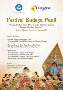 Read more about the article Bangkitkan Kisah Panji Melalui Festival Budaya Panji