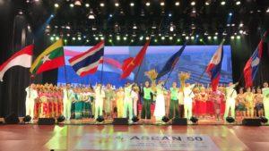 Read more about the article Ditjen Kebudayaan Turut Meriahkan Perayaan 50th ASEAN