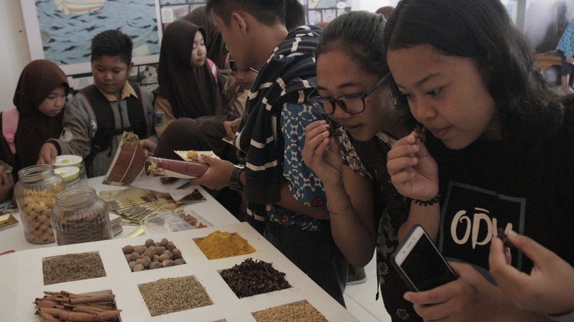 Read more about the article Pameran PBI : Jalur Rempah Donggala