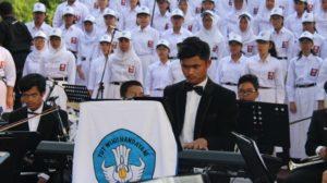 Read more about the article Alunan Musik Hibur Peringatan Hari Kesaktian Pancasila