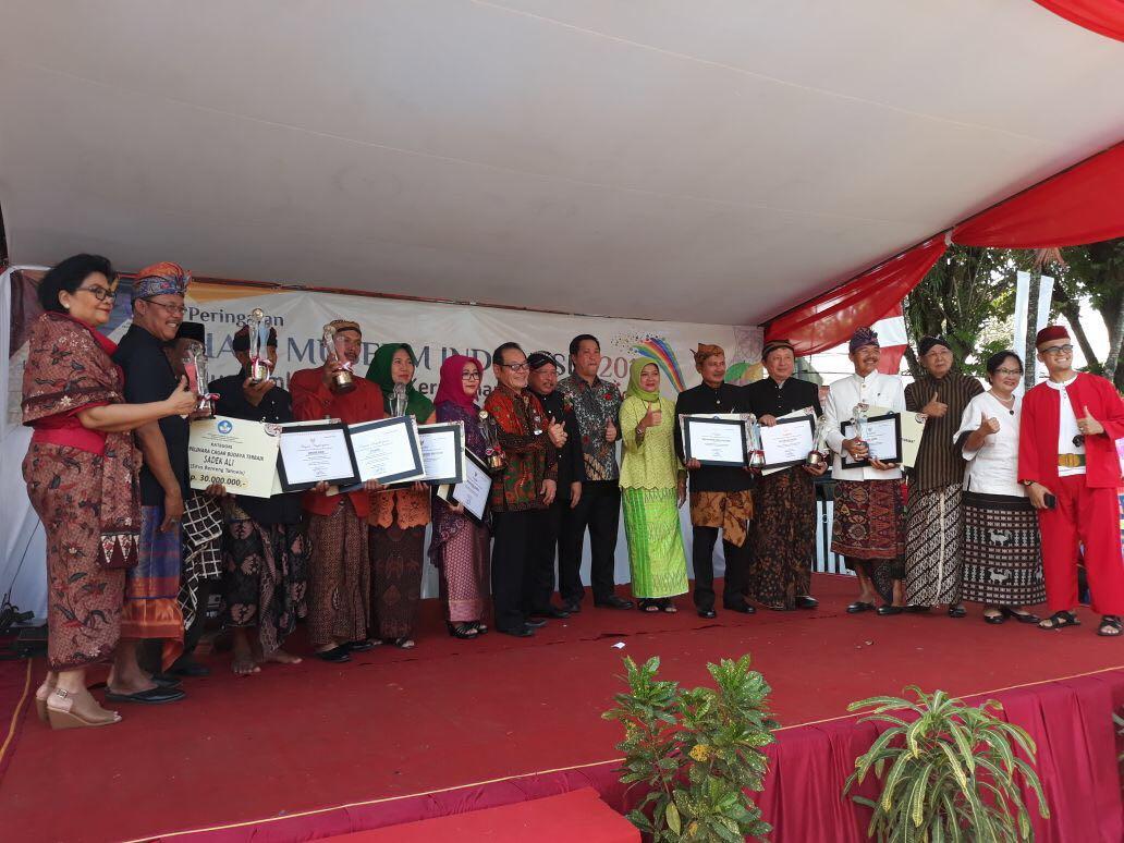 You are currently viewing Kemdikbud Peringati Hari Museum Indonesia di Manado