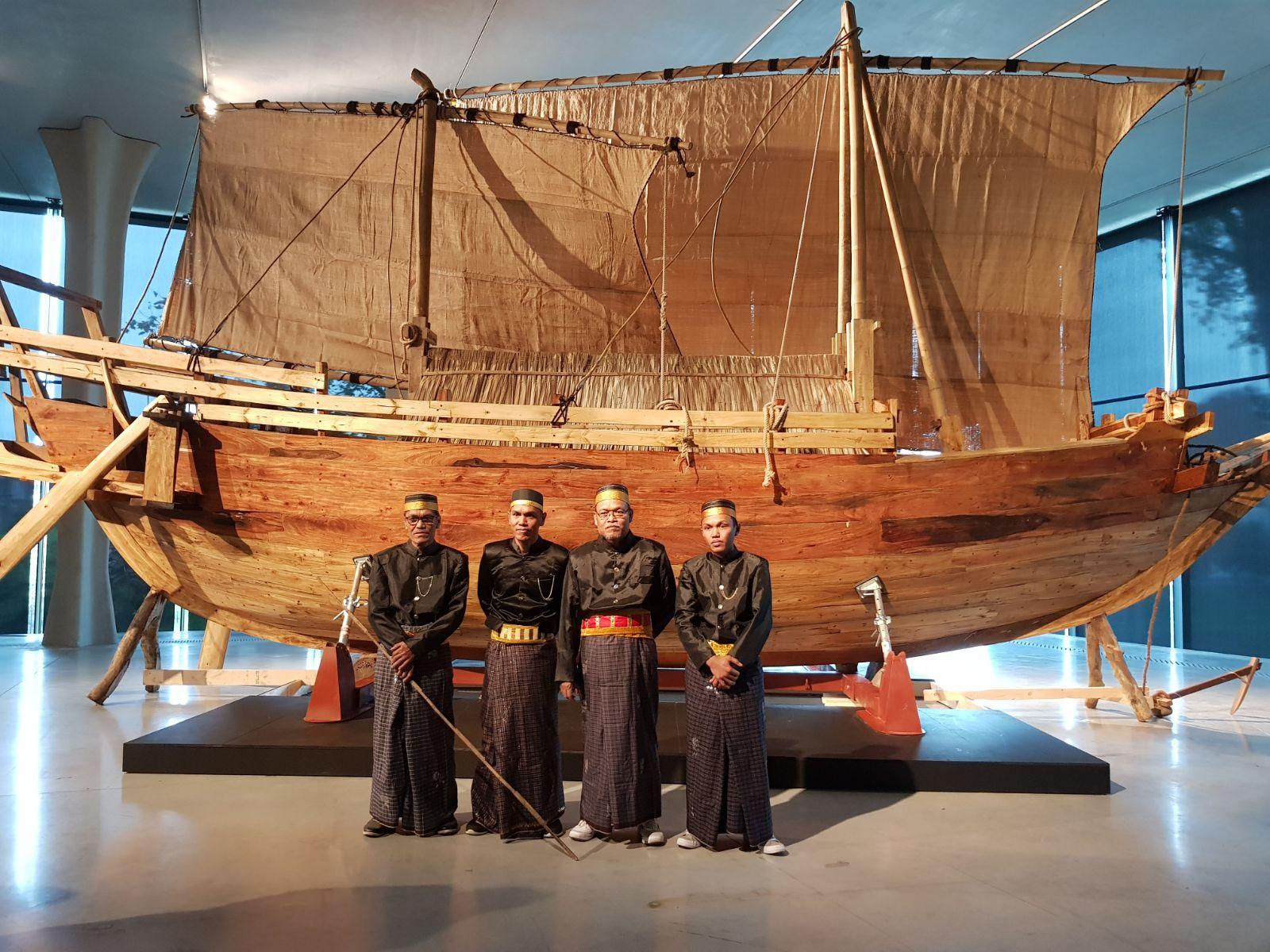 Pameran Budaya Maritim Indonesia Hadir di Eropa